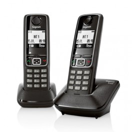 Teléfono inalámbrico Gigaset A420 Duo