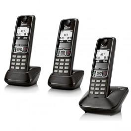 Teléfono inalámbrico Gigaset A420 Trio