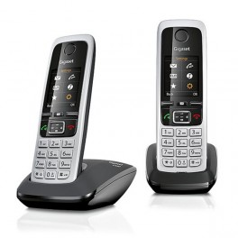 Teléfono inalámbrico Gigaset C430 Duo