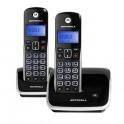 Teléfono inalámbrico Motorola AURI3500 Duo