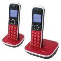 Teléfono inalámbrico Motorola GATE4800 Duo